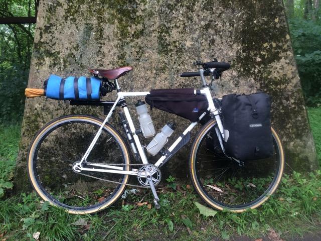 e431da6ac0c Front loaded touring - Bike Forums